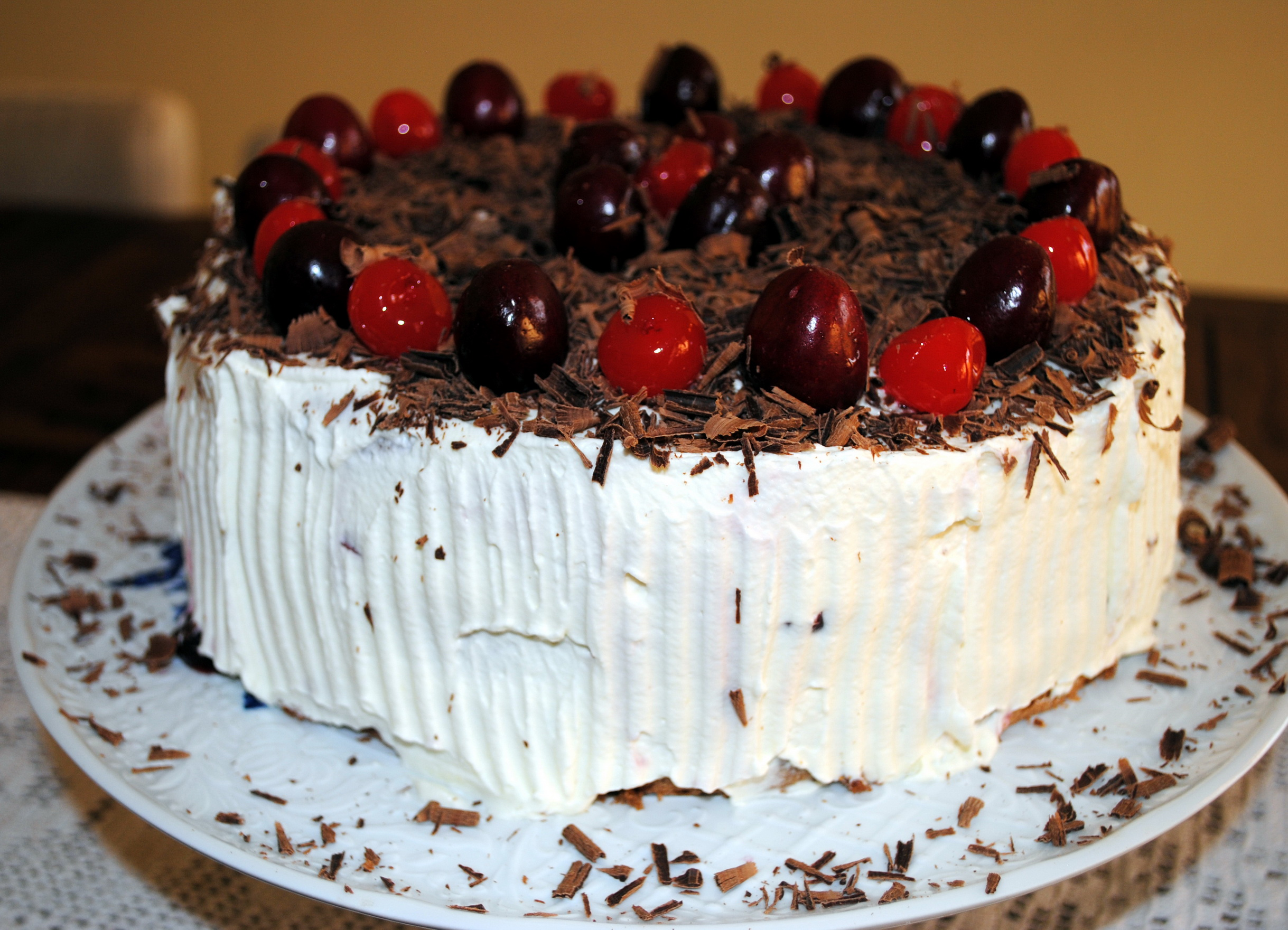 Minna's Black Forest Cake