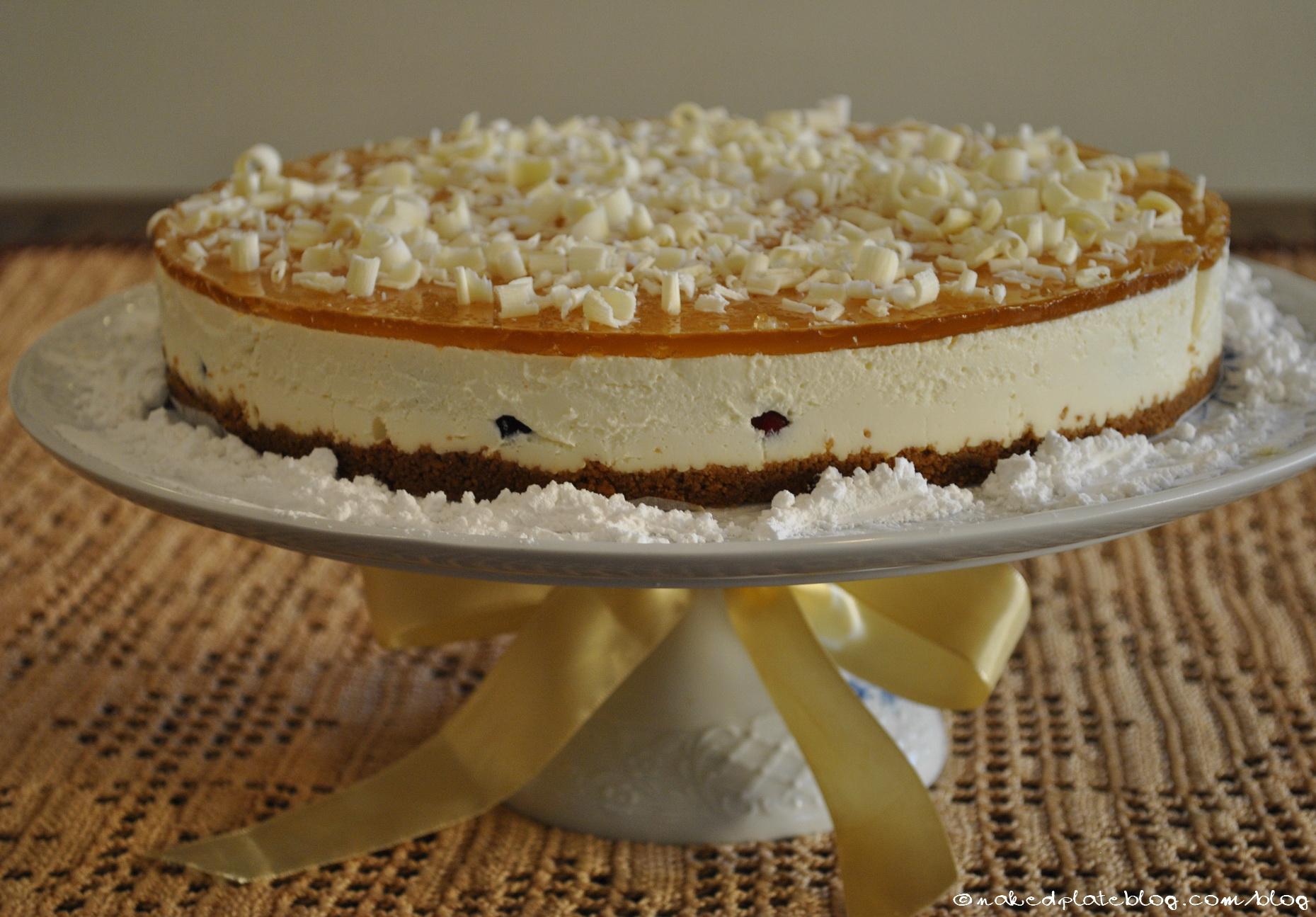 Glogg cake