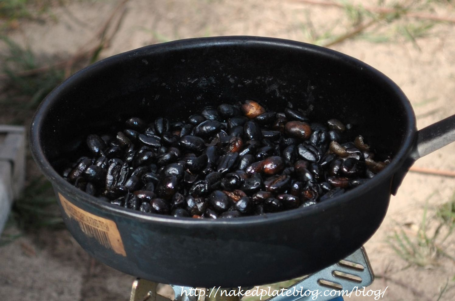 Roasted Ethiopan Coffee_
