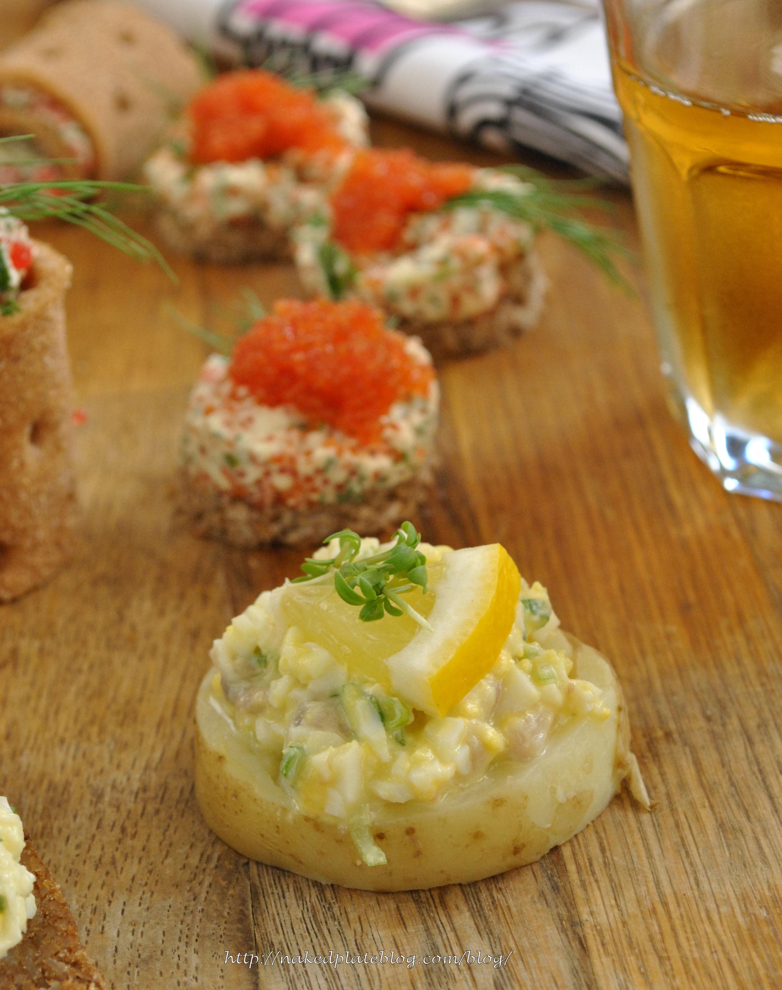 Nordic Tapas potato