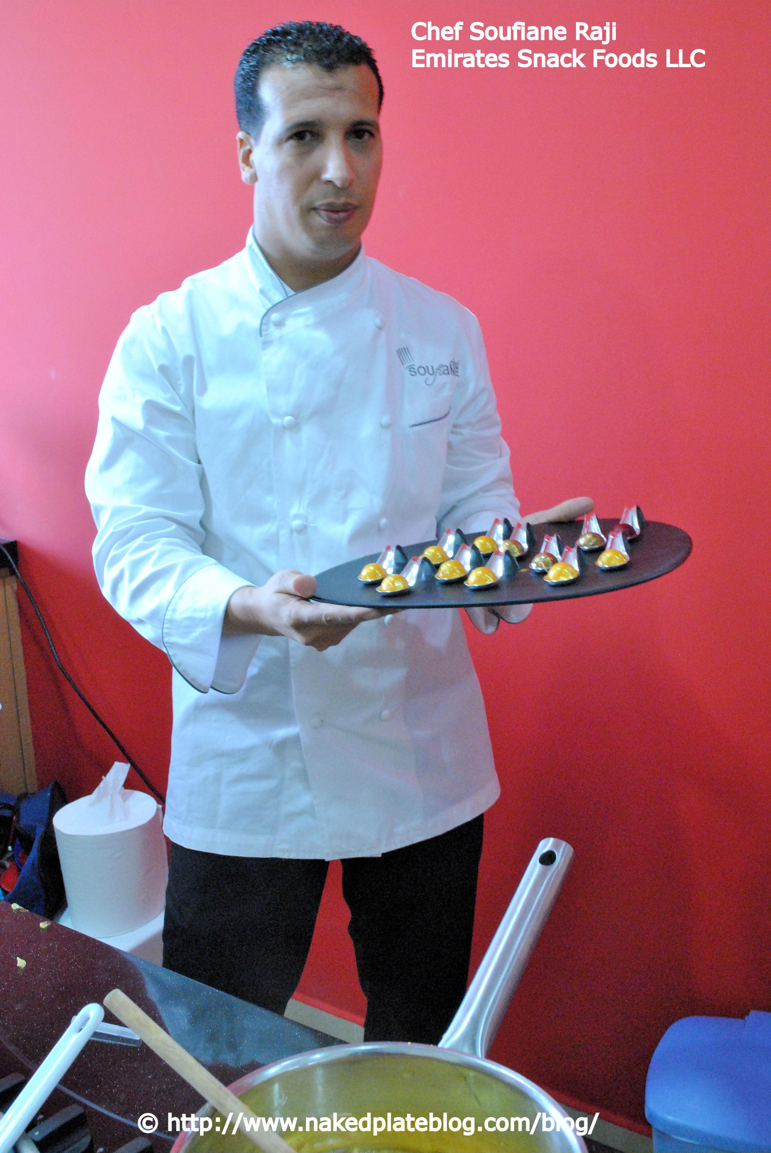 Mango Shperes tray