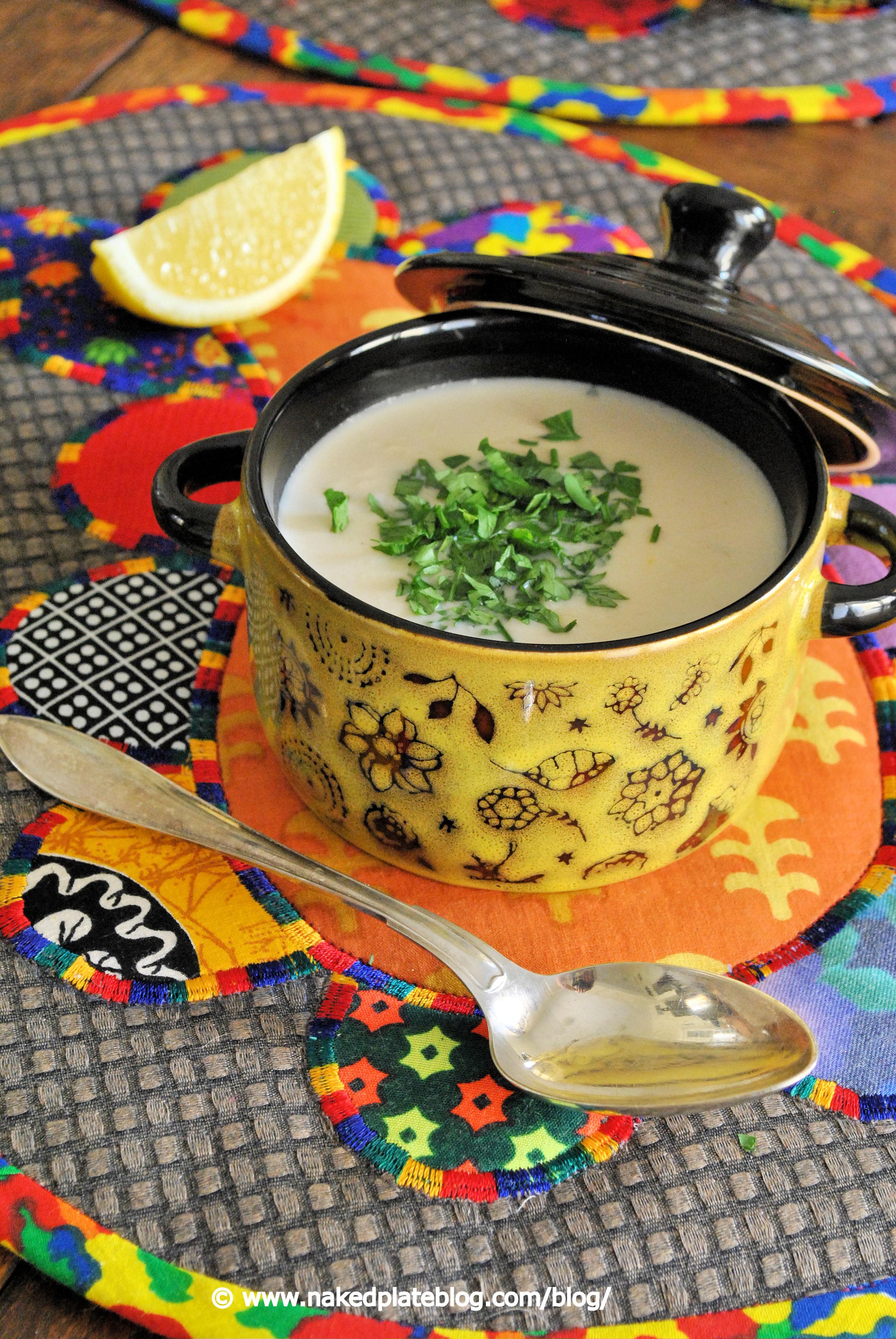 Tahini Soup