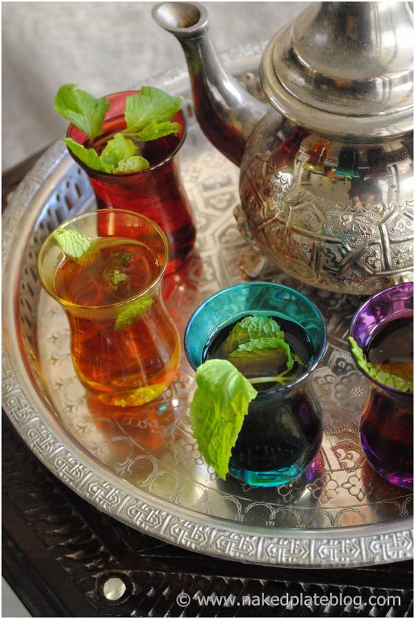 Moroccon tea
