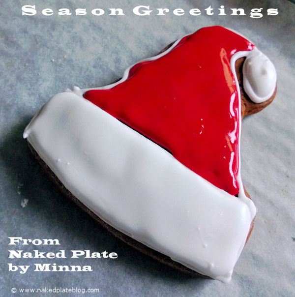 Seasons Greetings NakedPlate