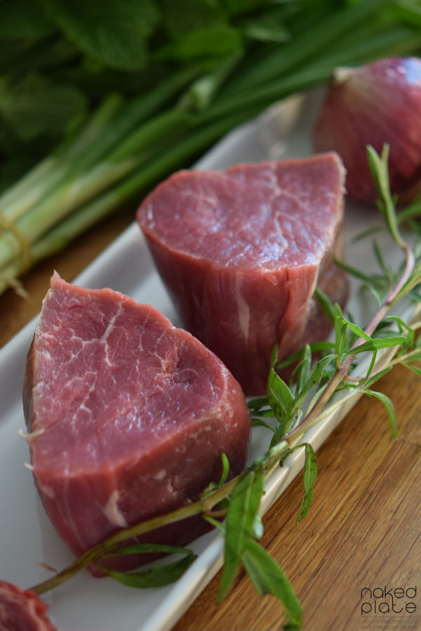 Obe Organic Beef Fillet