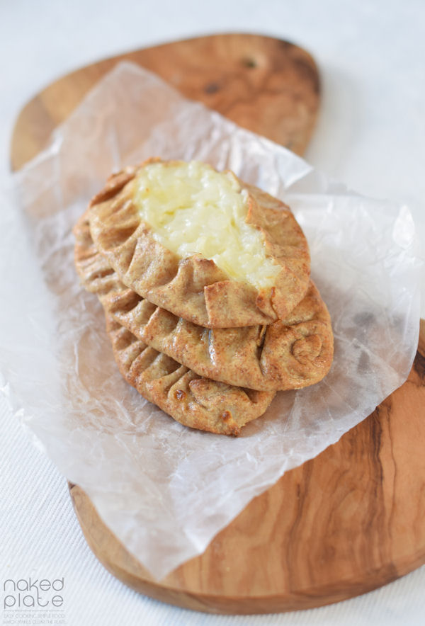 NakedPlate Carelian Pasties from Finland