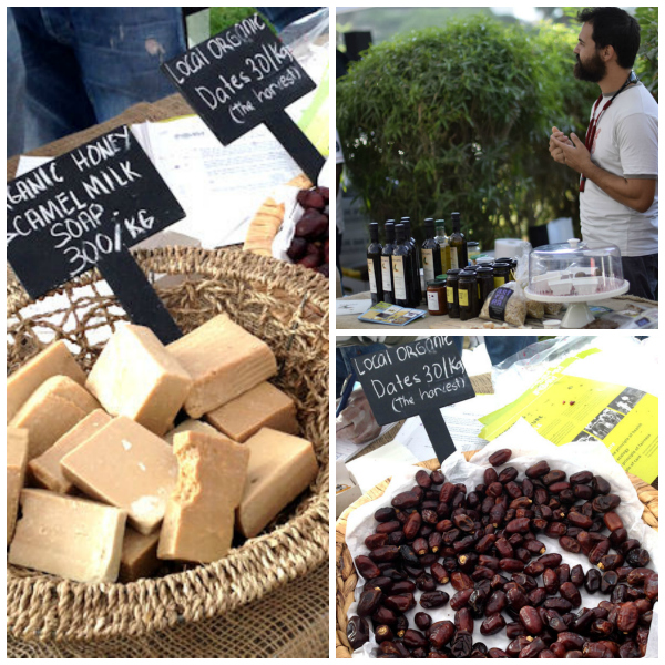 Astraea olives and oils, organic dates and handmade soaps
