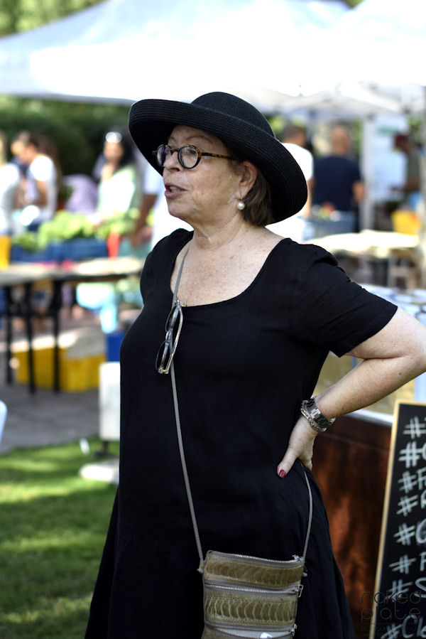 Yael Mejia pioneered the farmers' market revolution