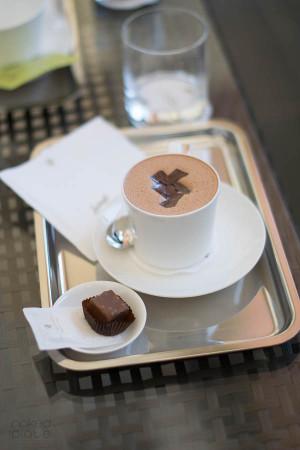 Pure Hot Chocolate Sprüngli