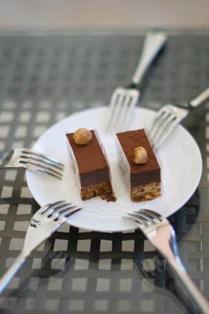 The Classic  Sprüngli Truffle Cake