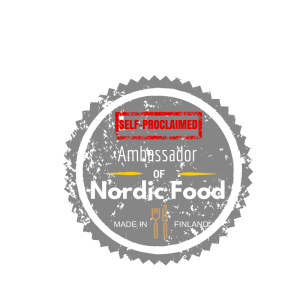 Naked Plate_ Nordic Food Ambassador stamp