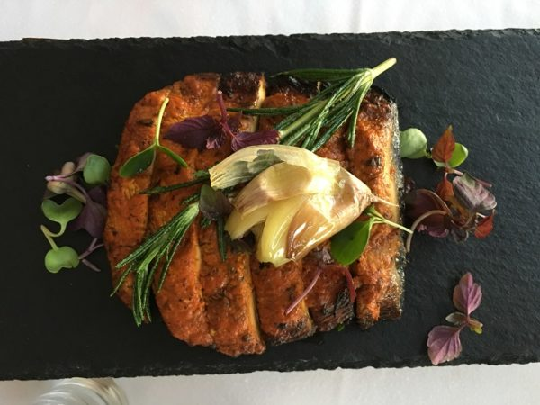 Tresind Tandoori Portobello Steak | Naked Plate