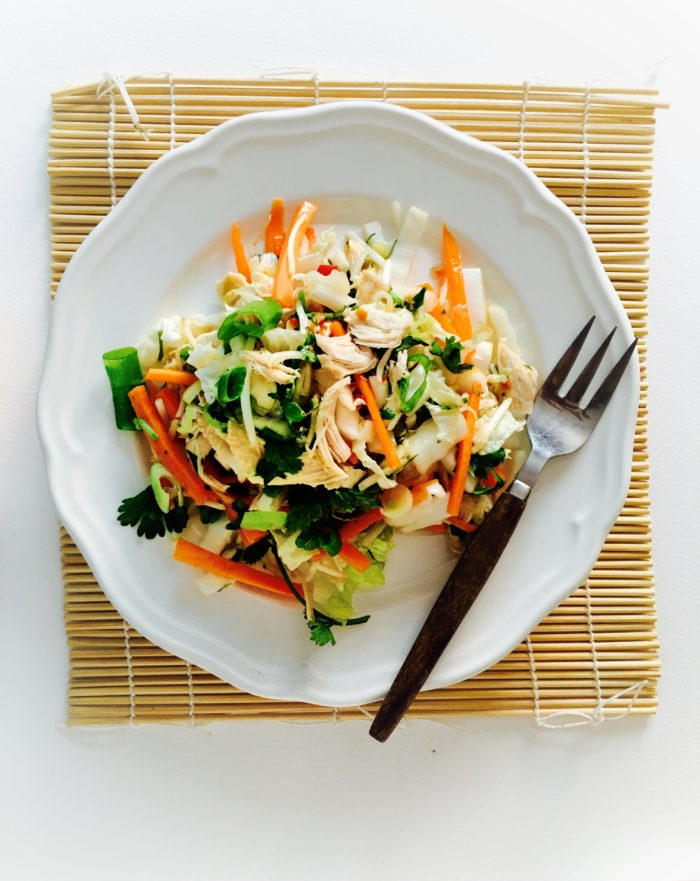 Vietnamese Chicken Salad | Naked Plate