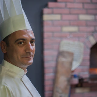 Lebanese Chef Leba Makhoul