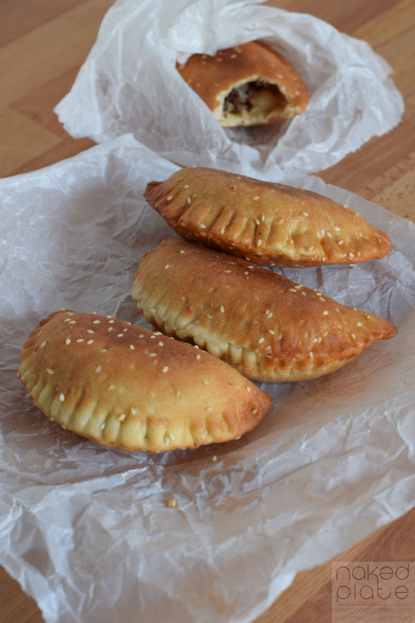 Naked Plate Finnish Meat Pie