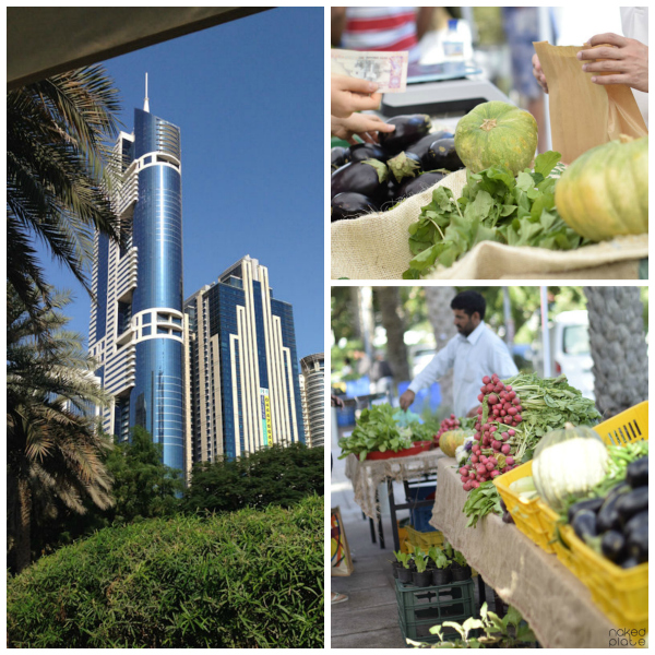 Farmers' Market Dubai Emirates Towers